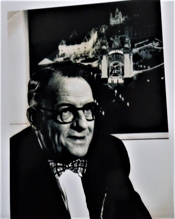 David Atkins, who brought Lna Park to Sydney.