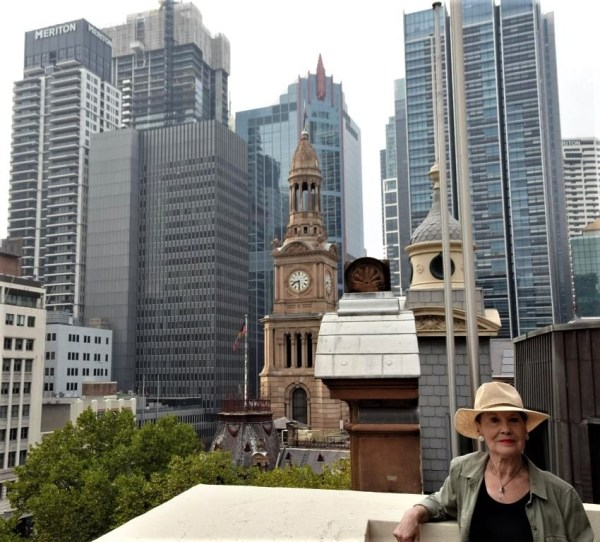 History of Sydney -The Town Hall Clock Tower.
