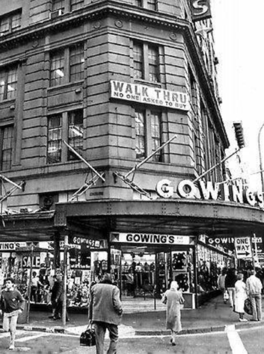 Gowings Department Store
