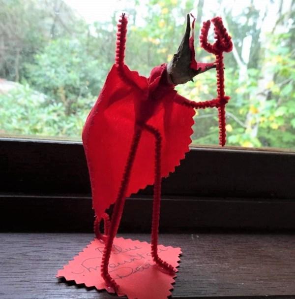 Mountain Devil Doll