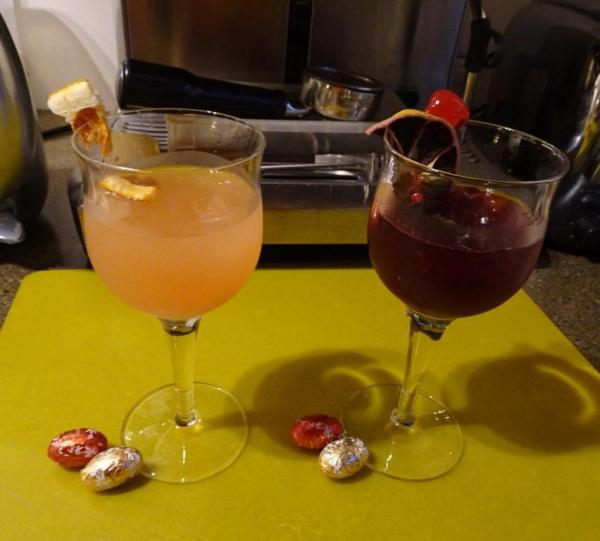 Easter treat, take-away cocktails during the pandemic.