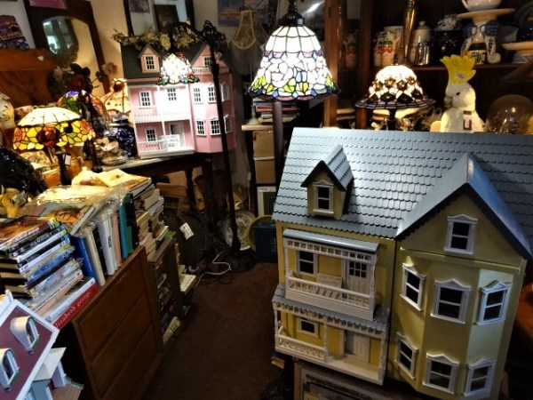 Grand Dolls Houses and other treasures.
