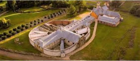 Port Arthur Model Prison Toady.