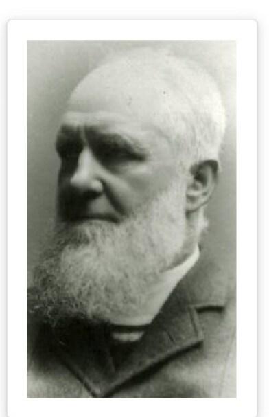 Reverend Woollnough, who bought the Port Arthur Model Prison in 1889.