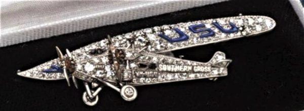 Kingsford Smith brooch.