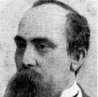 C.W. Coard, who engraved Van Diemen's Land's  stamps.