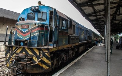 New Experiences Enrich Your Life – Train Ride Experience