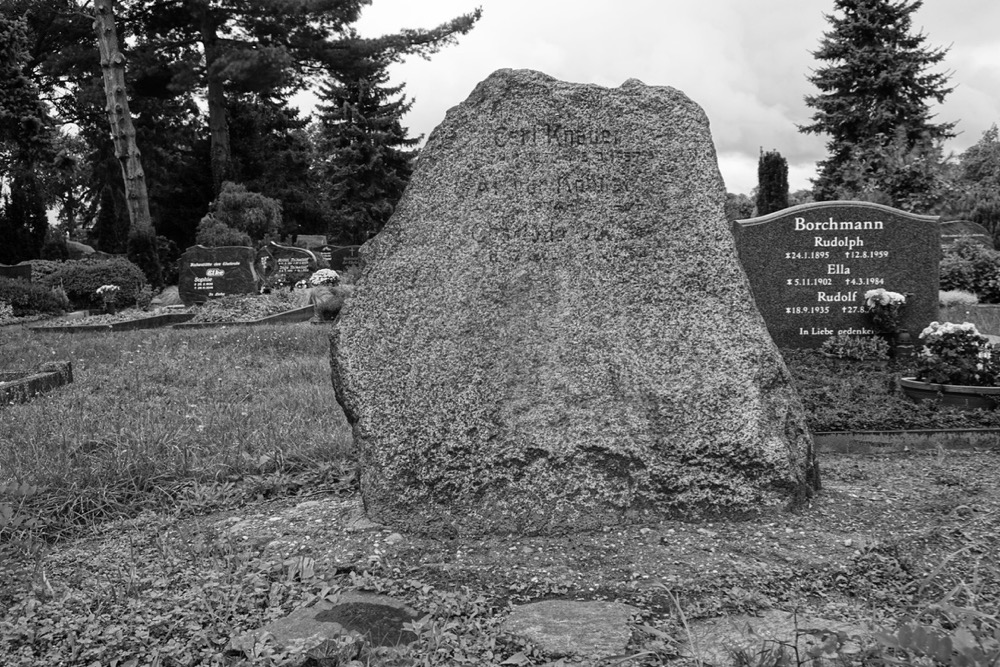 Grab der Gebrüder Knauer