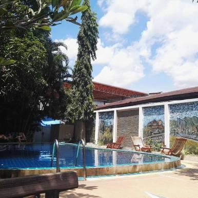 Vientiane Garden Hotel - Laos