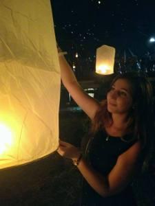Loy Krathong yi peng festival des lumières