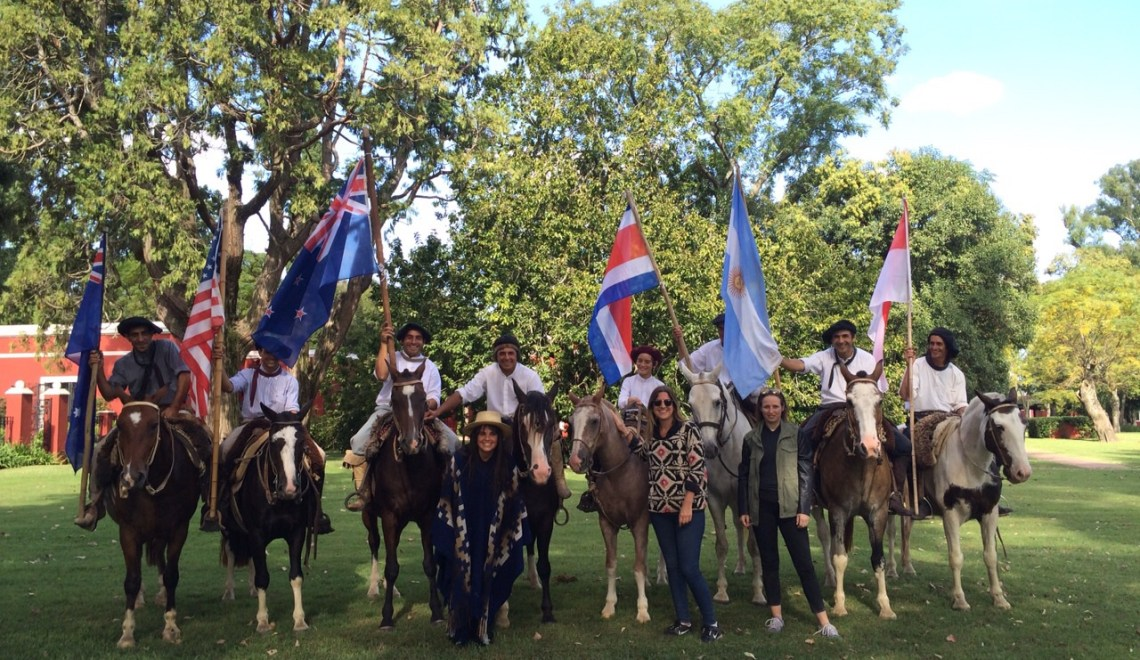 Gaucho is the ultimate Argentinean Experience with a horse show
