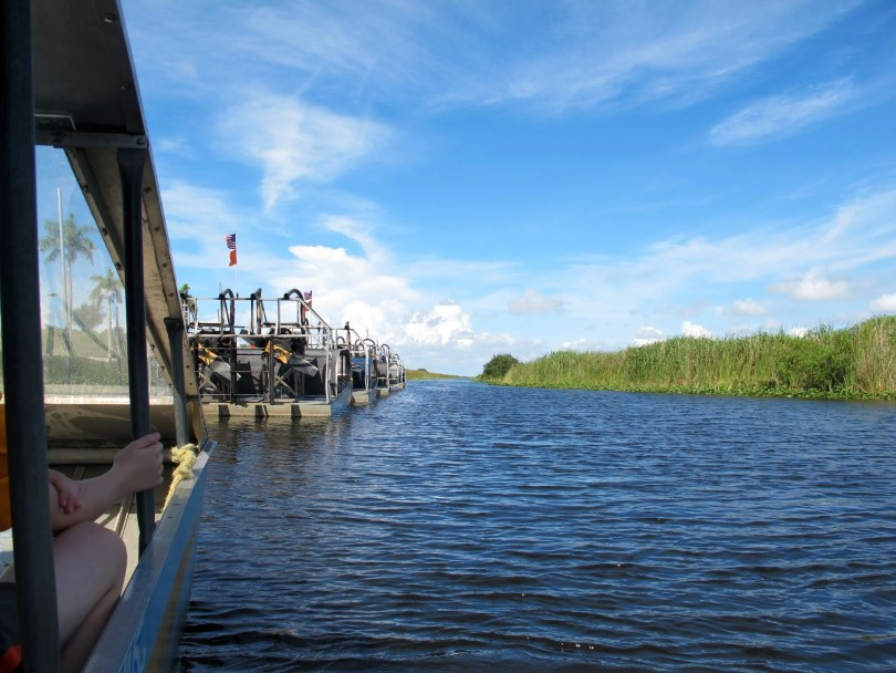 everglades holiday park in FLorida
