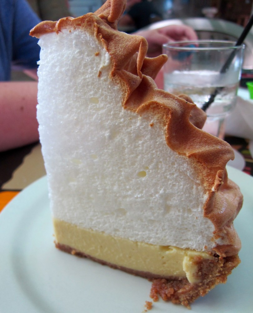 Road Trip in The Keys of Florida includes Key Lime Pie