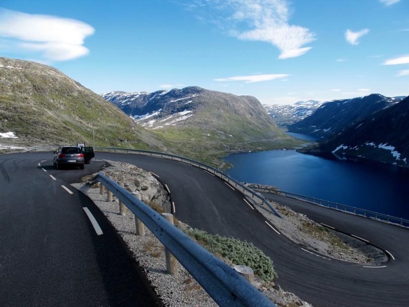Road trip Geiranger fjord