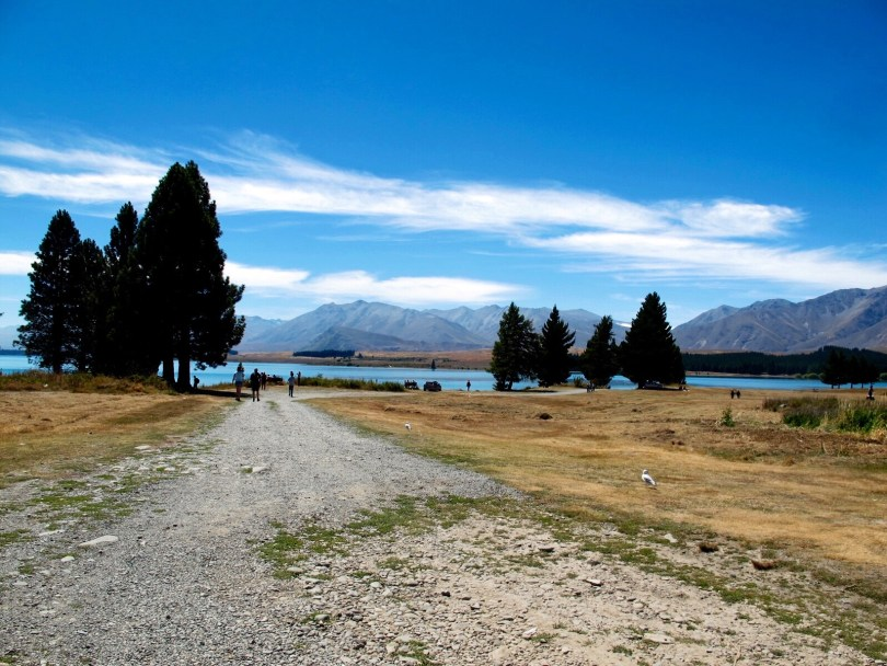 7 Great places to visit in New Zealand - the mountians