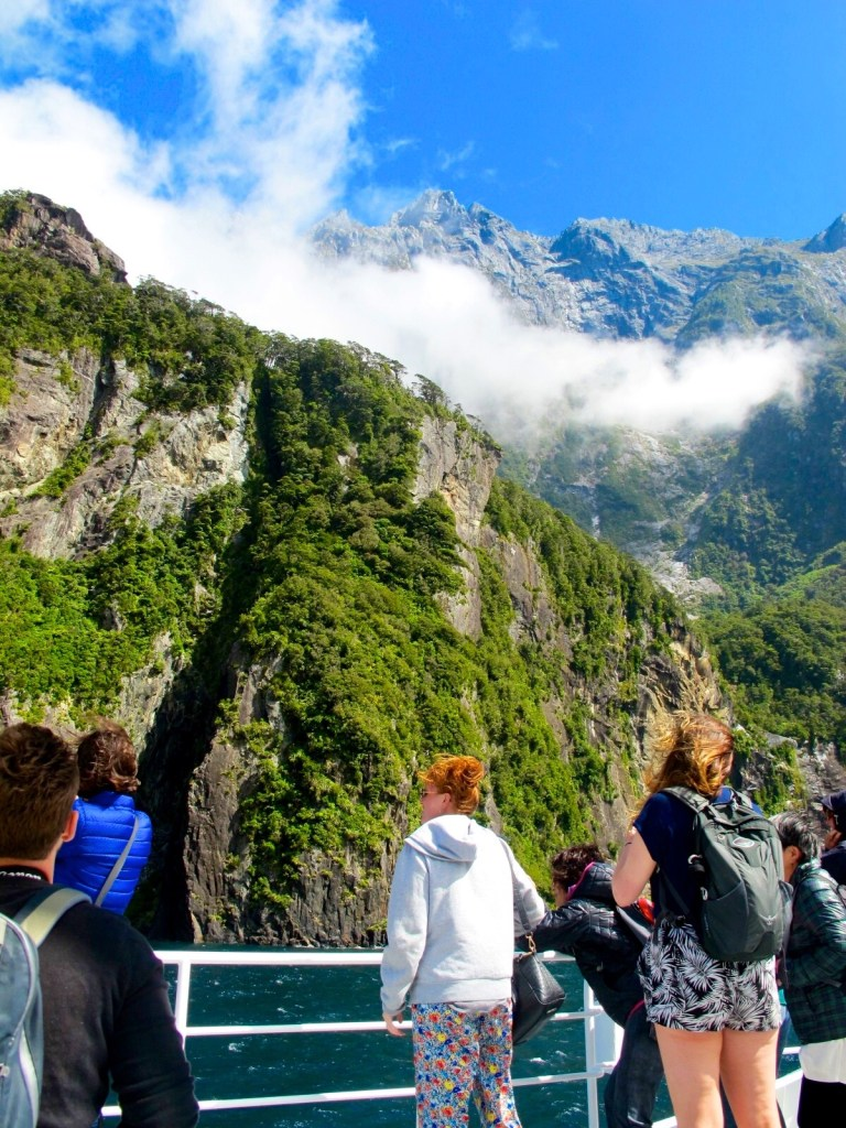 Mildford Sound is a must one The New Zealand Itinerary