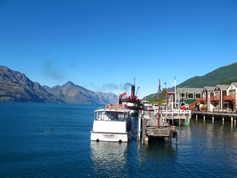 7 Great places to visit in New Zealand - Queenstown