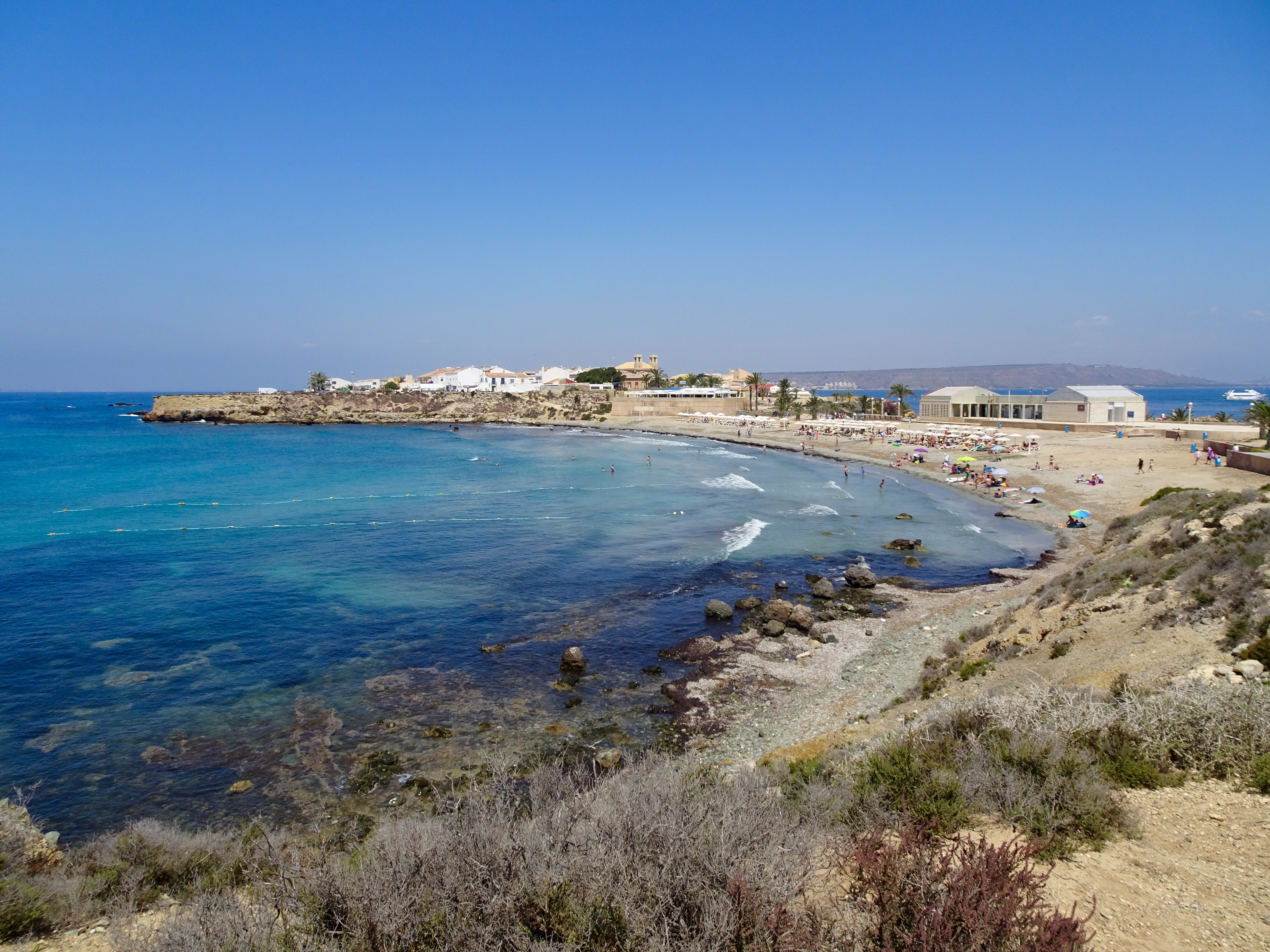 Tranquil Tabarca Island a Day Trip from Alicante | How to Go