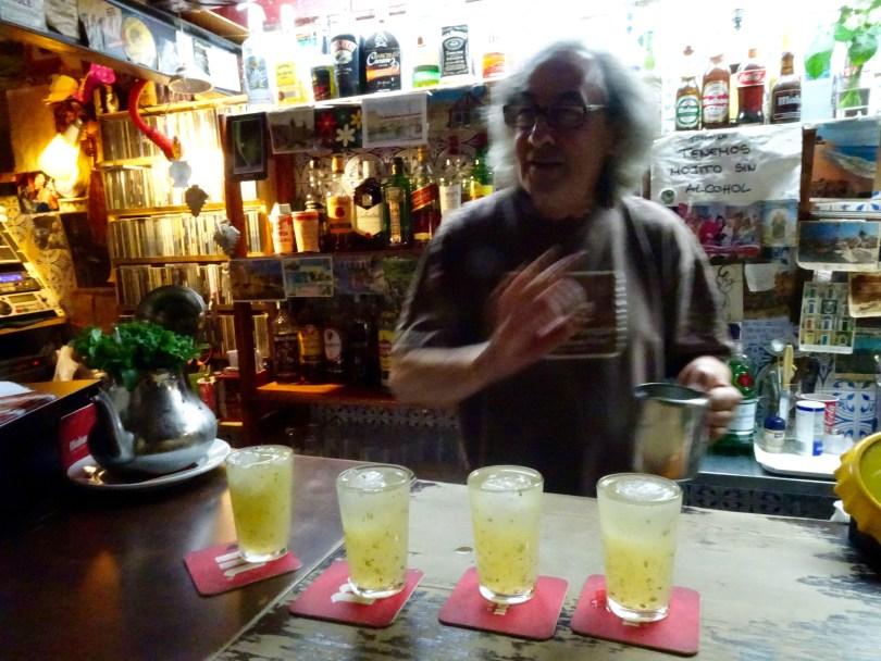 Discovering the best Mojito at El Coscorrón in Alicante centrum