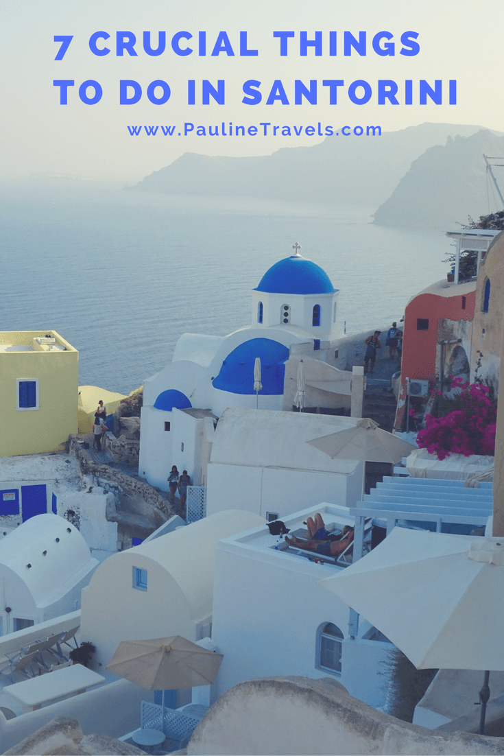 Things to do in Santorini are endless; there are some crucial things to do in Santorini that should be completed before exploring more of the beautiful island. These 7 essential things are listed her to give you the best taste and start of exploring Santorini Island.