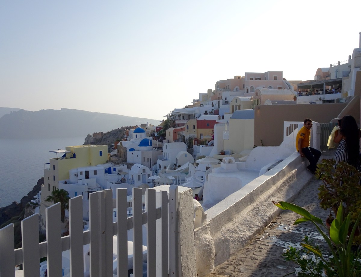 10 Days Greece Itinerary in Cyclades & Athens