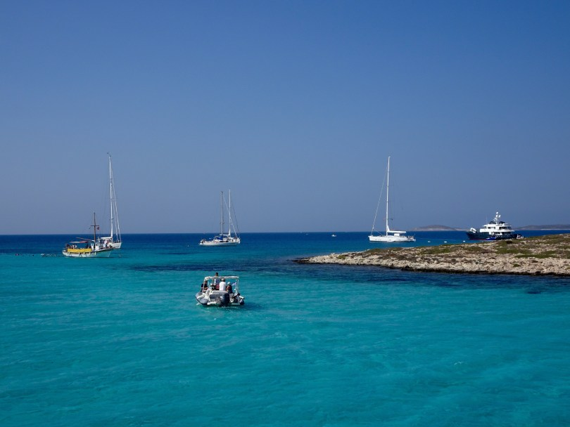 Antiparos the island of tranquility in Cyclades - Captain Ben Daily Cruises
