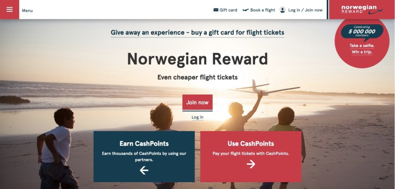 Free Flights to Miami & Florida with Norwegian Airline