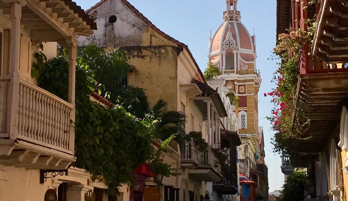Old City of Cartagena de Indias