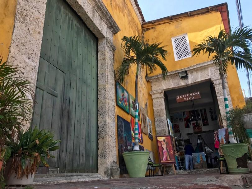 Sparkling information about Getsemani in Cartagena de Indias