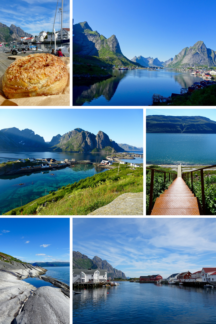 We went exploring the National Tourist Route of the coast of Helgeland and then further on to Lofoten. This Road Trip includes 2 of the 18 scenic National Tourist Route in Norway, that consist of scenic lookout points, visitor centers, bridges and public toilets. When being on a road trip, it is all about the stops along the road and the journey. Let's not forget the cinnamon rolls! We had long days in the cars with 5 hours driving almost every day sometimes even a bit more because the ferries do take their time on these two National Tourist Routes in Northern Norway.
