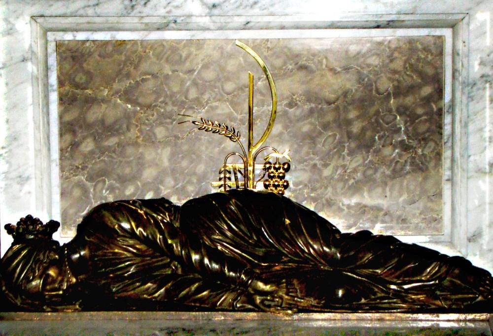 Santa Donata e Santa Cecília_ aos pés das virgens 1_Fotos  (3/6)