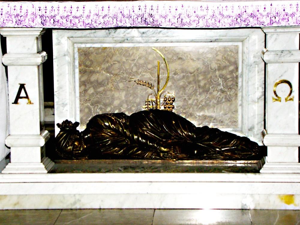 Santa Donata e Santa Cecília_ aos pés das virgens 1_Fotos  (6/6)