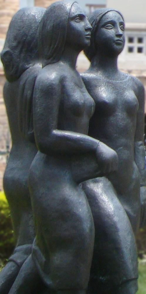 Àlbum Jardim da Luz_ esculturas_ Sonia Ebling-Lazar Segall-Elisa Bracher Fotos (5/6)