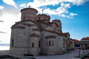 Crkva Svetog Klimenta i Pantelejmona