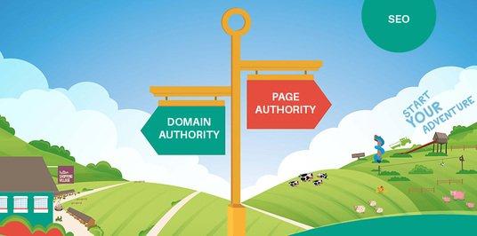 cara cepat menaikan skor otoritas domain