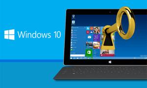 cara aktivasi windows 10 dengan product key