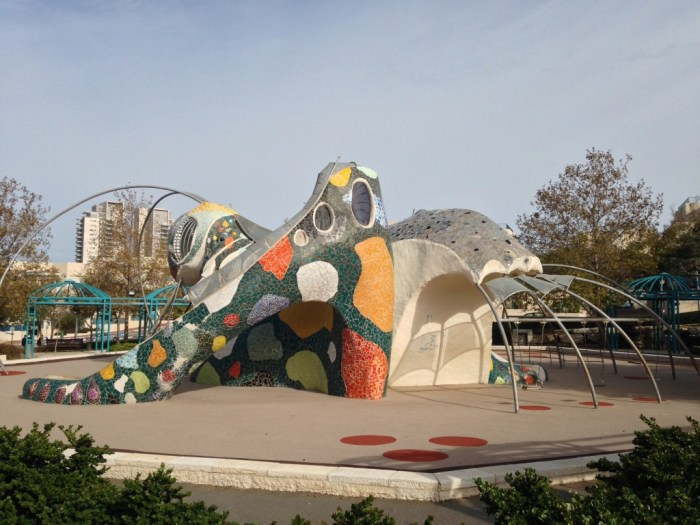 A local playground