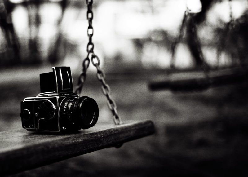 """""""What makes photography a strange invention ..."""""""