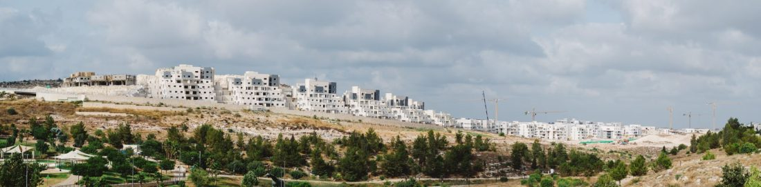 Park Annabe panorama
