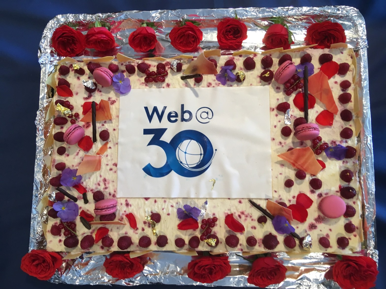 Cake for the Web @ 30