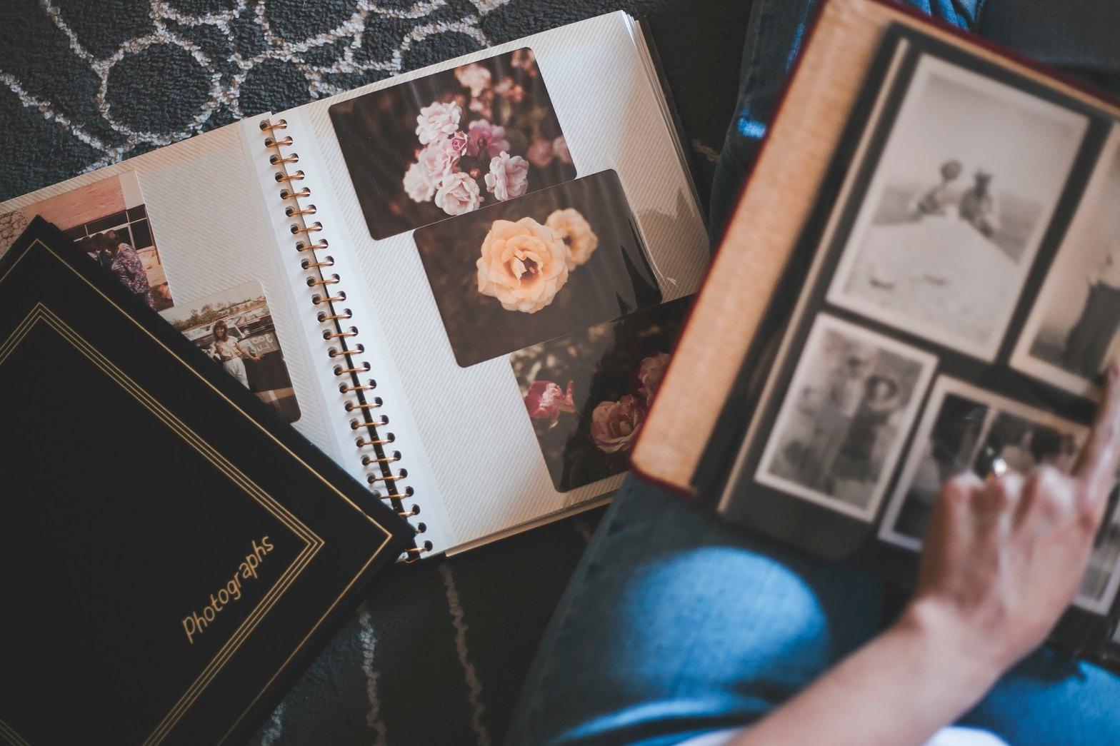 Browsing photo albums