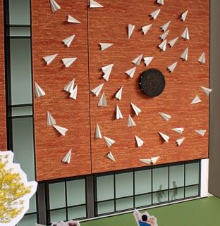 mur oeuvre d'art