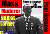 The Rwanda Notorious  Criminal, Paul Kagame