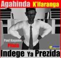 The Rwanda Notorious thief in his Jet -paid by Rwandan Tax payers