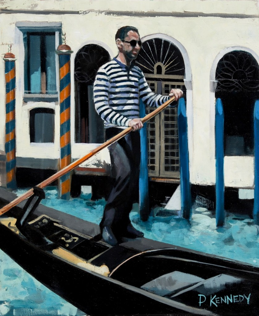 The Gondolier