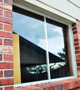 Single pane, aluminum frame windows are great if you like high heating bills and wasting energy