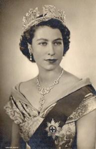 Queen Elizabeth 1953