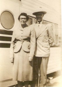George Dean and Leona Barrick