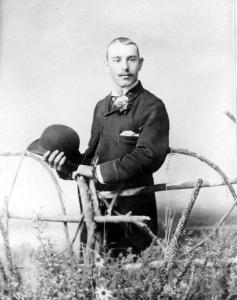 Mervin Edward Barrick
