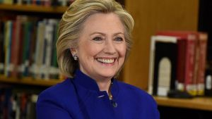 Hillary Clinton:  In her 3rd decade of fighting for a government by the people